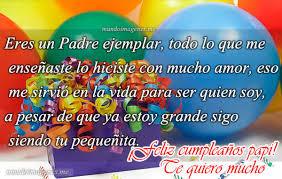 imagenes bonitas de cumpleaños para el facebook tarjetas e imagenes de feliz cumpleaños papá con frases lindas
