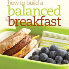 how to build a balanced breakfast diabetic living online