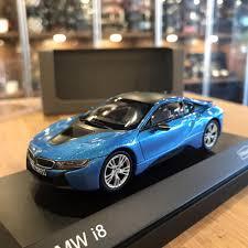 Bmw I8 Blue - paragon 1 43 bmw i8 blue pa 91054 u2013 yomacarmodel