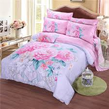 Pink Peonies Bedroom - compare prices on pink peonies duvet cover online shopping buy