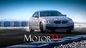 prototype drive 2018 bmw m5 next 2018 bmw m5 with m xdrive l prototype l clip youtube
