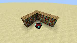 Enchanting Table Recipe Minecraft How To Build A Enchanting Table Arqade