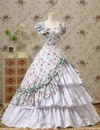 Ball Gown Halloween Costumes Southern Belle Victorian Princess Formal Dress Gown Ball Gown