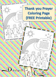 thank you god prayer coloring page drawn2bcreative