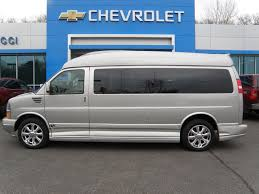 Home Decor Express by Conversionvanland Conversion Van Land 2008 Chevrolet Express 9