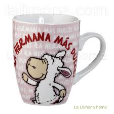 fancy mugs taza mensaje nici la hermana más dulce tazas con mensaje la