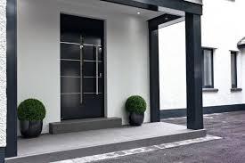 Aluminum Exterior Door Front Door Modern Aluminium Front Door Contemporary Aluminium