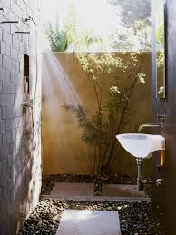 spice up the outdoors with these showers hgtv