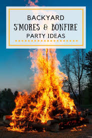 the 25 best backyard bonfire party ideas on pinterest bonfire