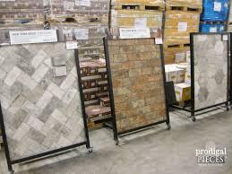 flooring wonderful faux brick tile flooring image concept look