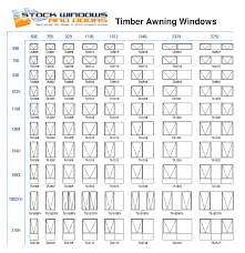 Anderson Awning Windows Anderson Windows Size Chart 200 Series Gliding Window 8 Best