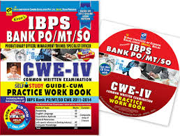ibps bank po mt so cwe 4 self study guide practice