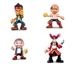 jake and the never land pirates toys found
