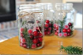 Mason Jar Candle Ideas Christmas Centerpieces Using Mason Jars Learntoride Co