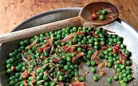 peas u0026 pancetta
