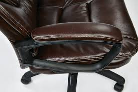 Executive Office Guest Chairs Amazon Com Office Star Faux Leather Manager U0027s Chair With Padded