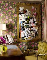 retro vintage and charming home offices
