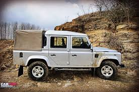range rover defender pickup land rover defender 110 double cab pick up xs review dinosaur