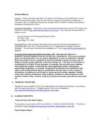 2011 03 17 doe sbir federal assistance reporting far checklist u2026
