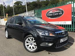 2008 08 reg ford focus 1 6 zetec 5dr petrol 5 speed manual low