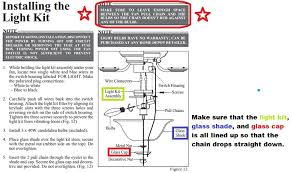 hton bay fan motor replacement how to install a hton bay ceiling fan light kit www