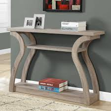 Curved Sofa Tables Finley Home Hudson Sofa Table Hayneedle