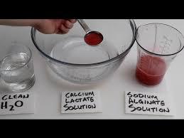 watermelon spherification molecular gastronomy youtube