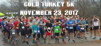 cold turkey 5k a thanksgiving day tradition franklin nc 2017