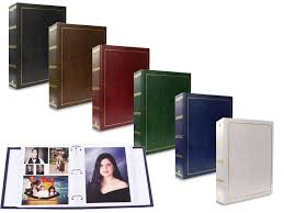 magnetic pages photo album pioneer lm 100 magnetic 3 ring photo album