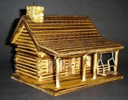 jackson u0027s miniature log cabins