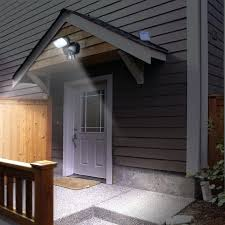 Outdoor Soffit Recessed Lighting by Outdoor Garage Lighting Sacharoff Decoration