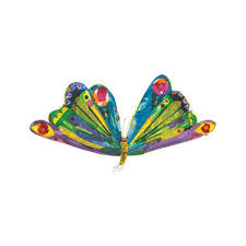 tattly fluttering butterfly by the of eric carle from