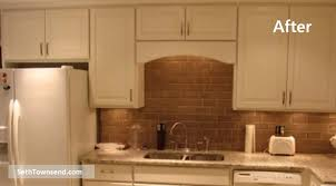 New Cabinet Doors Artistic Enthralling Home Dzine Kitchen Replace Cabinet Doors On