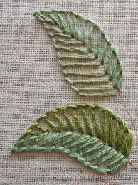 Fish Bone Stitch Embroidery Tutorials 64 Best Crafting Embroidery Images On Embroidery