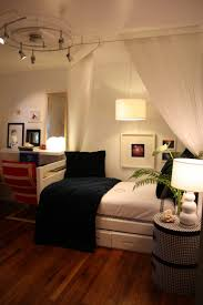 Small Lamps Bedrooms Small Bedroom Ideas Twin Bed Bamboo Pillows Lamps Small