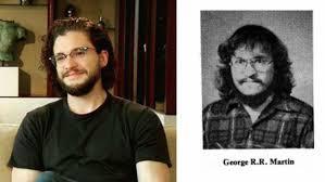 John Snow Meme - this jon snow and george r r martin meme is a fake bookstr