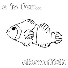 clown fish nemo father coloring pages place color