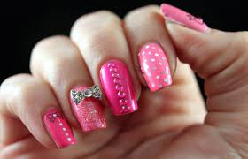 neon flourish nail design nail 1000 ideas about acrylic nail