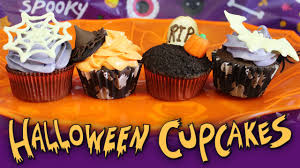 easy halloween cupcake decorating ideas tasty delights youtube