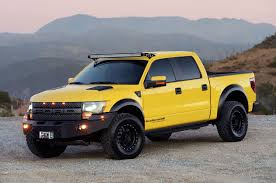 ford f150 gears hennessey velociraptor featured in issue of top gear