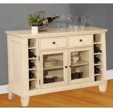 Antique White Sideboard Buffet by East Coast Innovators 1866 20 Sr Rustic Oak Server U2013 Antique White