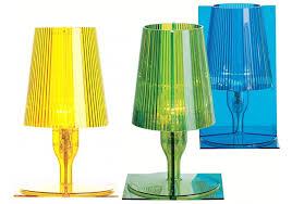Kartell Table Lamp Take Table Lamp Kartell Milia Shop