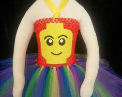Lego Halloween Costume Lego Costume Etsy
