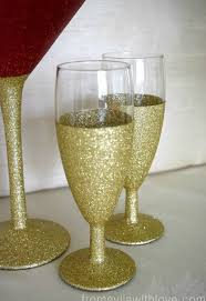 Champagne Glitter Christmas Decorations by 15 Christmas Decor Ideas You Won U0027t Have To Take Down Hometalk