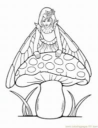 fairy coloring pages printable 16285 bestofcoloring