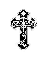 tribal cross by zerogradi on deviantart