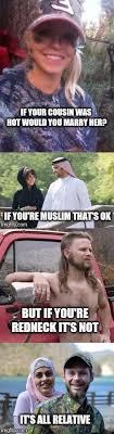 Redneck Cousin Meme - cousin imgflip