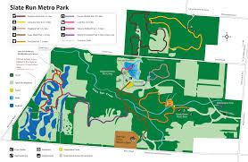 Chillicothe Ohio Map by Slate Run Metro Park Walking Adventures Pinterest Slate