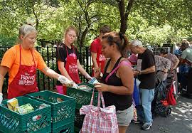 volunteer programs for churches the bowery mission