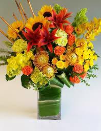 vivid elegance stadium flowers
